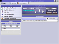 RegDefend Screenshot