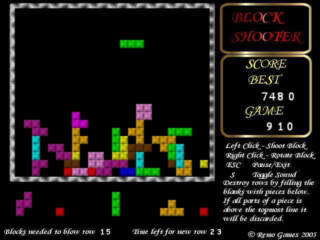Block Shooter Screenshot