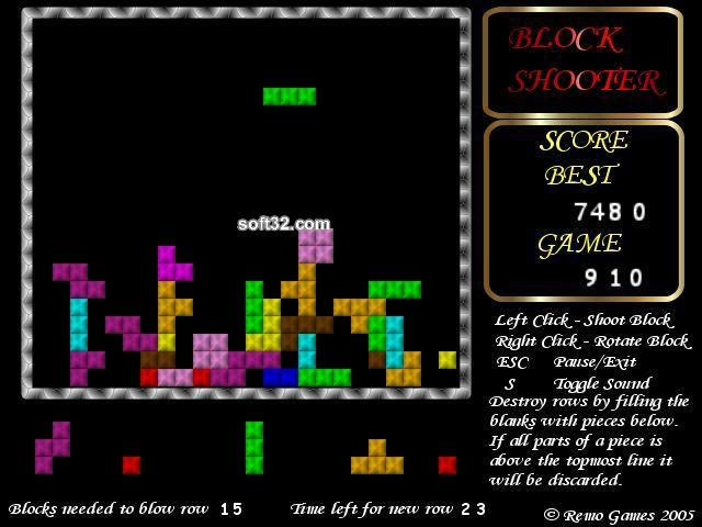 Block Shooter Screenshot 3