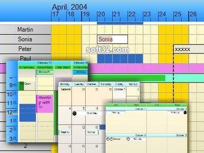 .NET CalendarGo Bundle Professional Screenshot 3