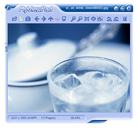 MyViewPad Screenshot