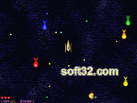 AstroFleas Screenshot