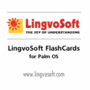 LingvoSoft FlashCards English <-> Bulgarian for Palm OS 1