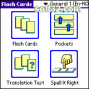 LingvoSoft FlashCards English <-> Dutch for Palm OS 2