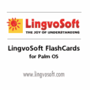 LingvoSoft FlashCards English <-> Finnish for Palm OS 3