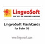 LingvoSoft FlashCards English <-> German for Palm OS 1