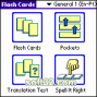 LingvoSoft FlashCards English <-> Portuguese for Palm OS 2