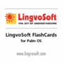 LingvoSoft FlashCards English <-> Spanish for Palm OS 1