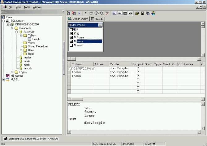 Data Management Toolkit Screenshot 3