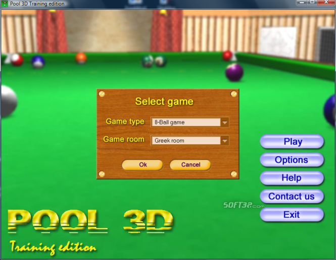 Pool 3D Training Edition Screenshot 3
