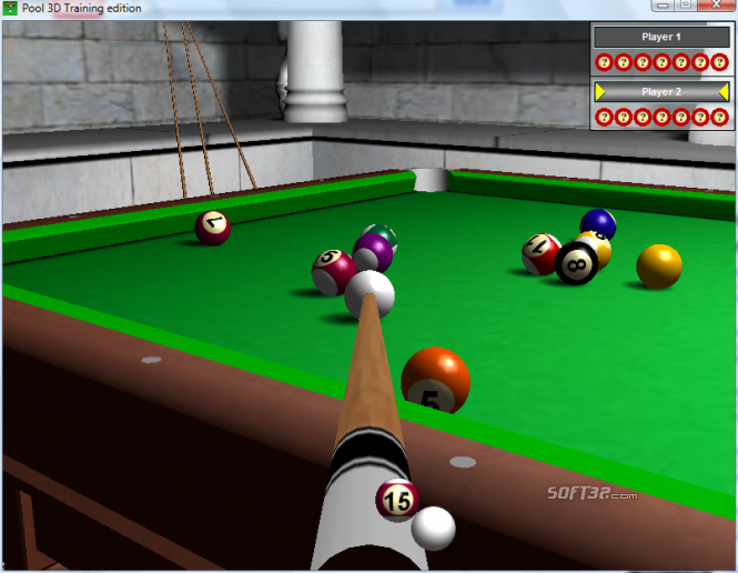 Pool 3D Training Edition Screenshot 5