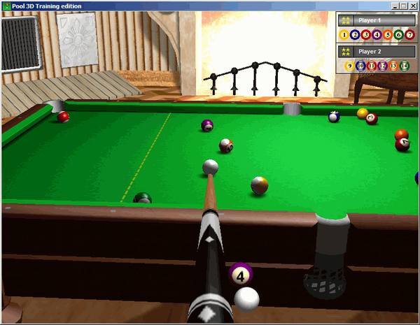 Pool 3D Training Edition Screenshot 4