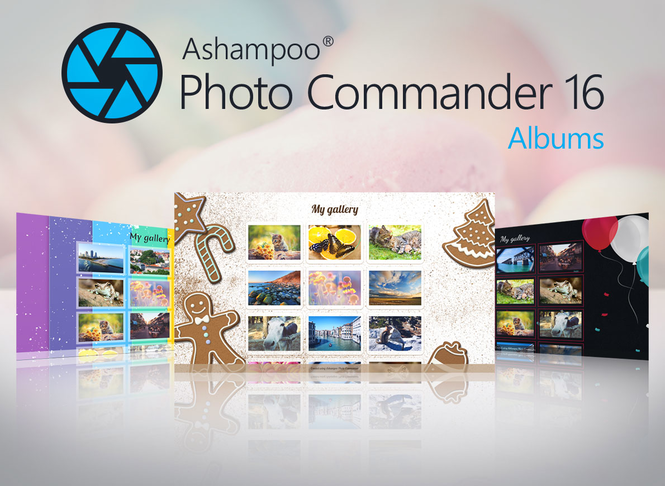Ashampoo Photo Commander 16 Screenshot 2