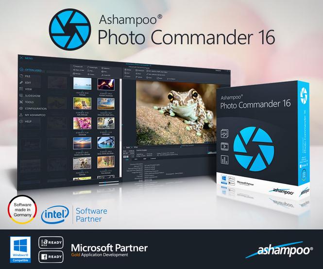 Ashampoo Photo Commander 16 Screenshot 1