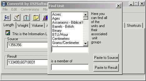 Convert It - Unit Conversion Tool Screenshot