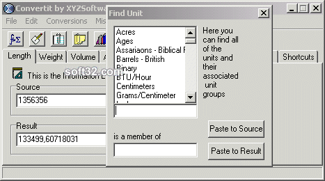 Convert It - Unit Conversion Tool Screenshot 3