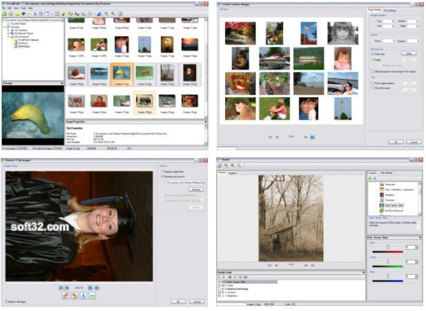 FocalPoint Image Browser Screenshot 1