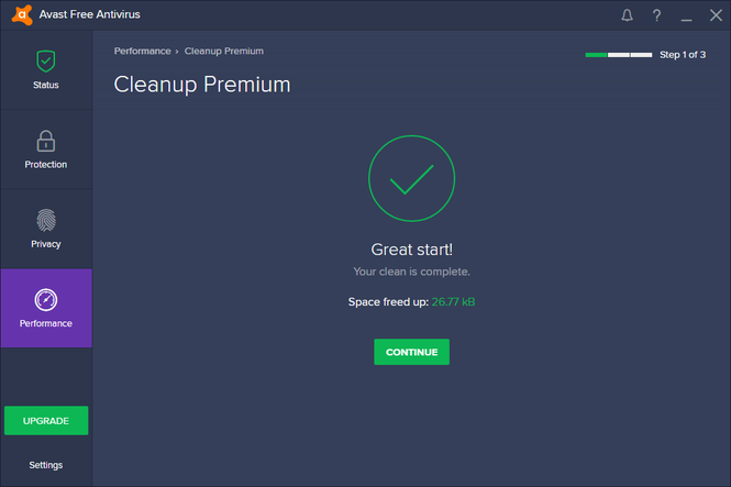 Download avast! Free Antivirus 2017 17 8 3705