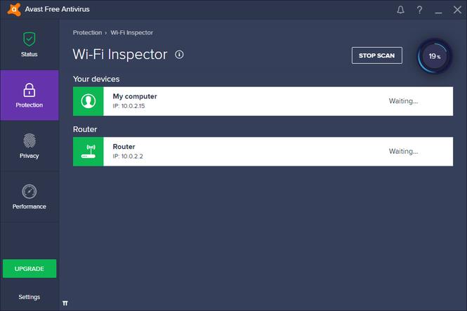 avast! Free Antivirus 2017 Screenshot 8