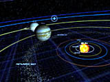 Space Exploration 3D Screensaver Screenshot