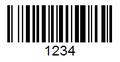 Code128 Font 1