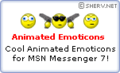 Animated MSN Emoticons Set #1 3