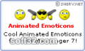 Animated MSN Emoticons Set #1 2