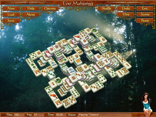 Ever Mahjong Screenshot 1
