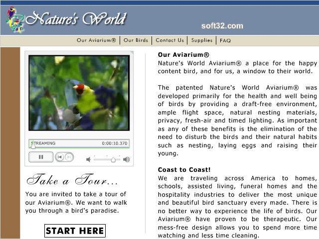 Bird Cages / Aviary Designer Screenshot 3