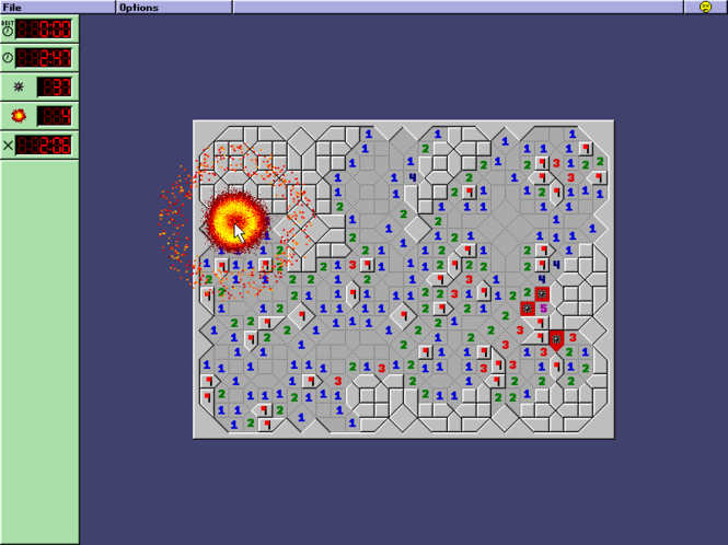 Super Minesweeper Screenshot
