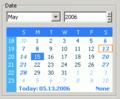 Calendar Component Professional 1