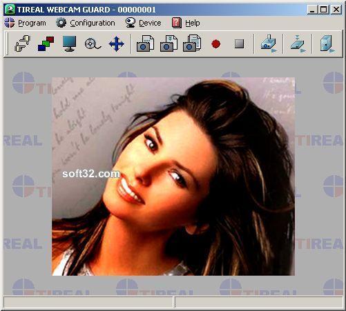 TIREAL WEBCAM GUARD Screenshot 2