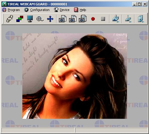 TIREAL WEBCAM GUARD Screenshot