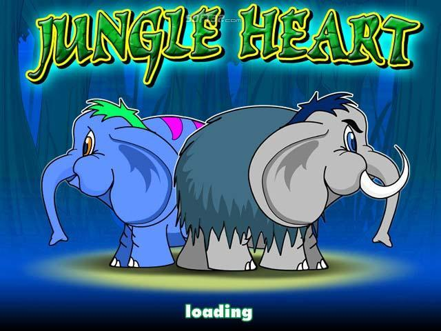 Jungle Heart Screenshot