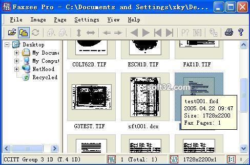 FaxSee Pro Screenshot 3