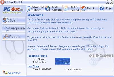 PC Win Doctor Pro Screenshot 3