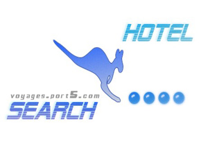 Hotel Search Screenshot