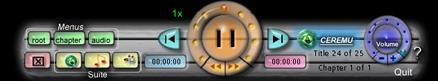 Player CEREMU SUITE Screenshot