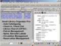 Small Library Organizer Pro 1